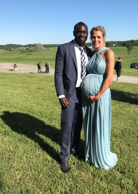 Osi and his wife