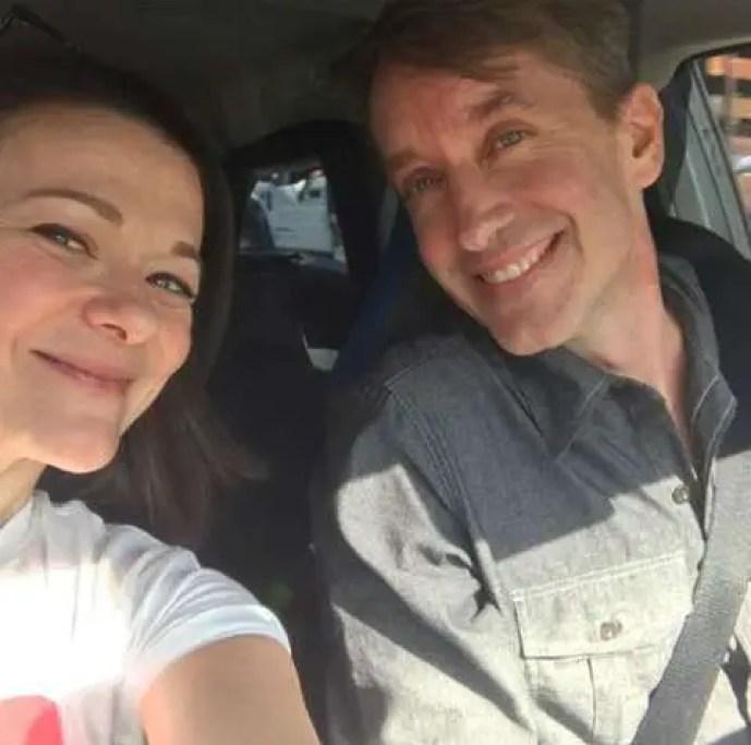 Maribeth Monroe and Andy Cobb