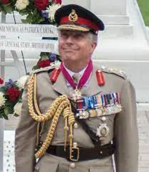 Sir. Nick Carter