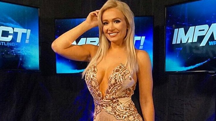 In 2014, Scarlett Bordeaux made her first appearance inWWEas one ofAdam Rose's various colourful costumed party-goers named the Rosebuds at the Paybackpay-per-view. She later declared that she had performed as a Rosebud about 15 times by March 2015. She made her WWE in-ring appearance under the name Scarlett on the December 26, 2016, episode of WWE Raw, being presented as local talent.