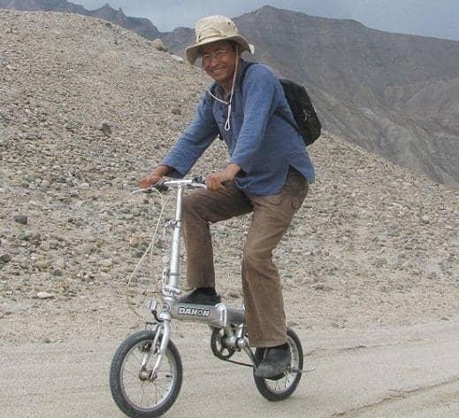 Sonam Wangchuk Biography