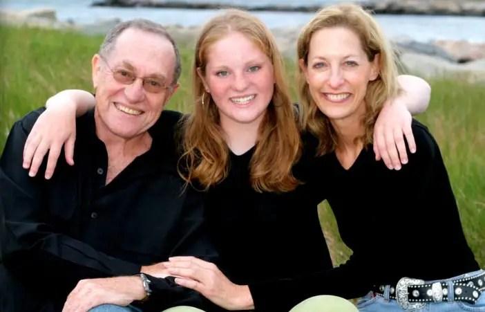 Alan Dershowitz Daughter