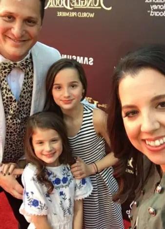Hayley LeBlanc Family