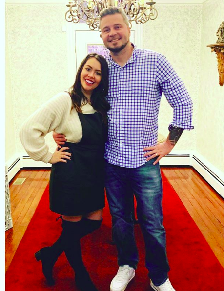 AfterPrisonShow Joe Guerrero Girlfriend