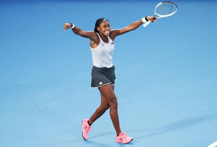 Coco Gauff Height