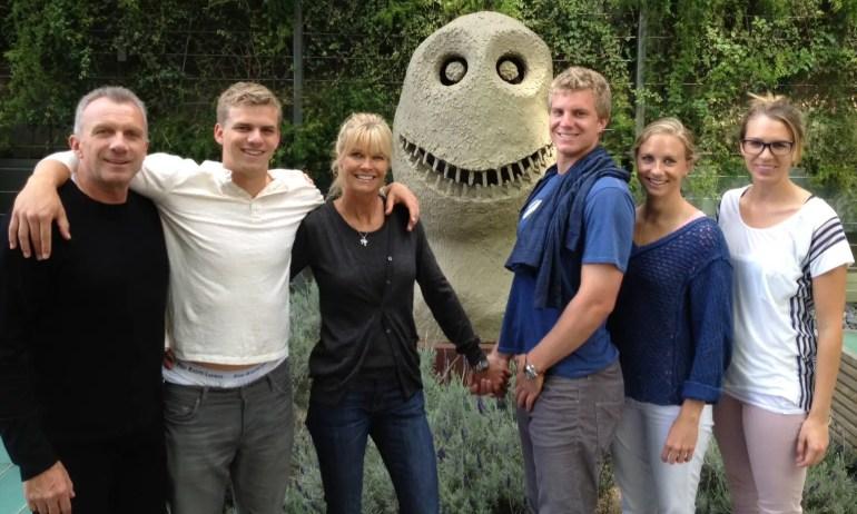 Jennifer Montana Family: Husband, Children