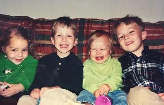 Drew Starkey Family