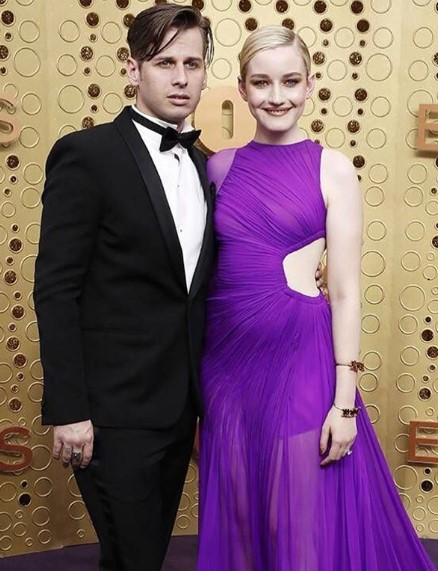Julia Garner husband