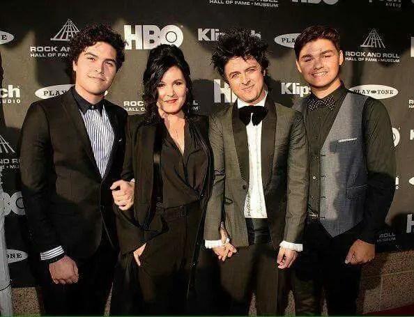 Billie Joe Armstrong Family