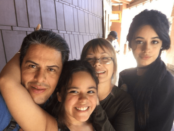 Camila Cabello Family