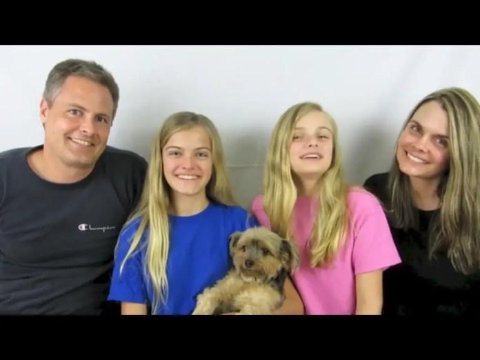 Jacy and Kacy Family