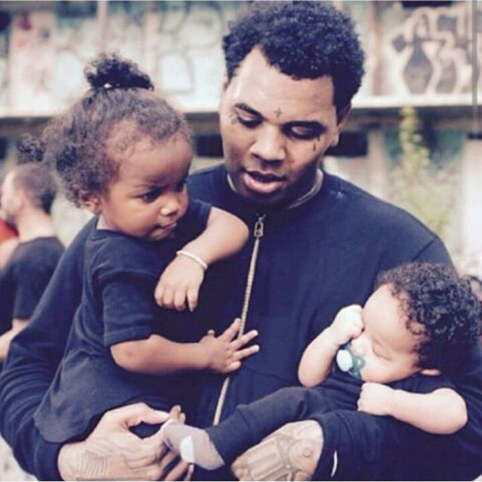 Kevin Gates Family