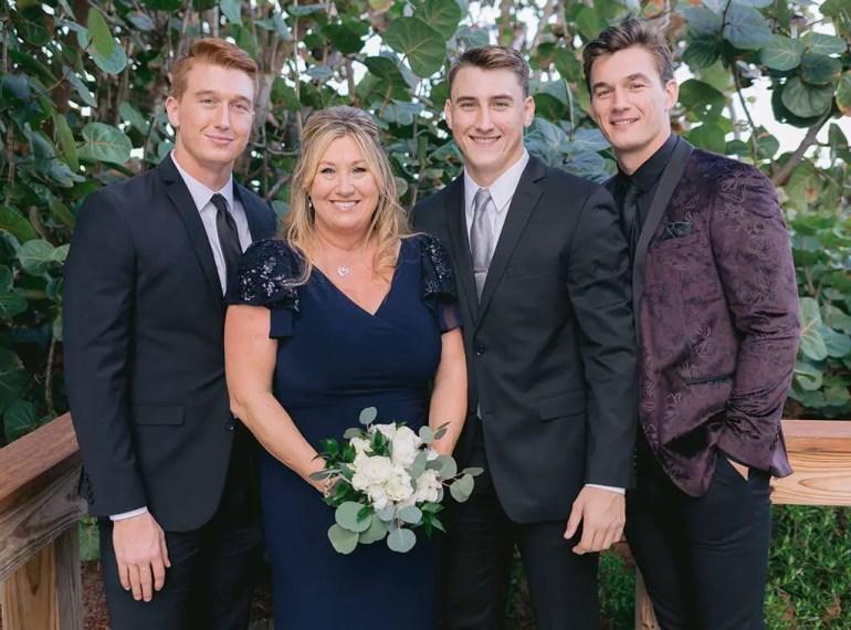 Tyler Cameron Family
