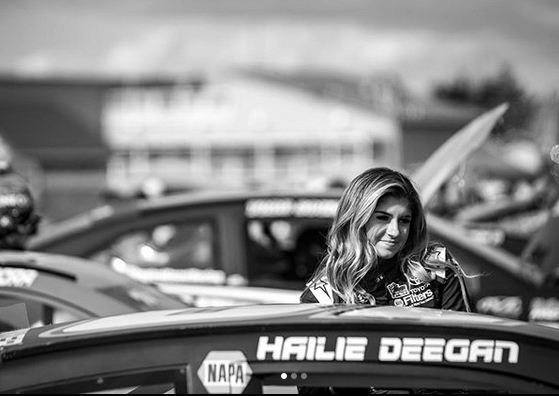 Hailie Deegan Net Worth