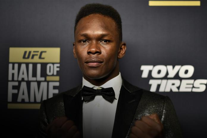 Israel Adesanya Girlfriend, Age, Bio, Net Worth, Height