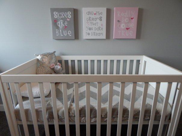 Ciptakan ruangan yang nyaman untuk bayi