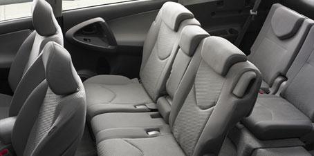 Rav 4 With 3rd Row Seat Toyota RAV4 Forums