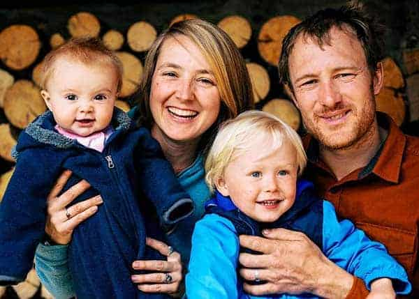 Eivin Kilcher Children Eve And