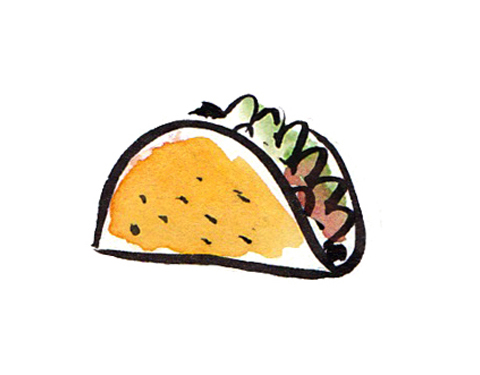 Download Taco Clipart - 40 cliparts