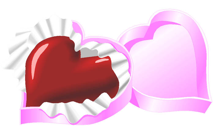 Valentine Heart Clipart Free Graphics Love Wikiclipart