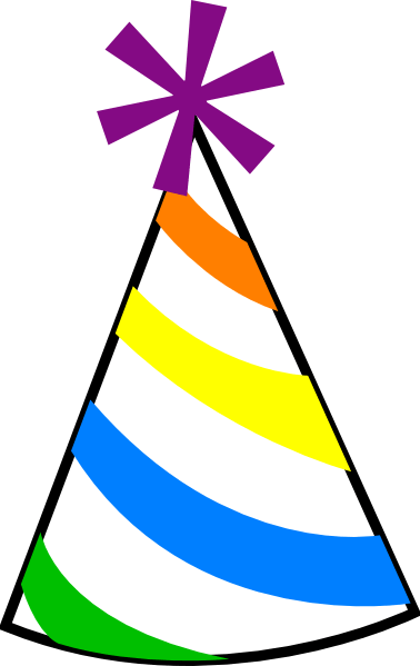 Birthday Hat Clipart 65 Cliparts