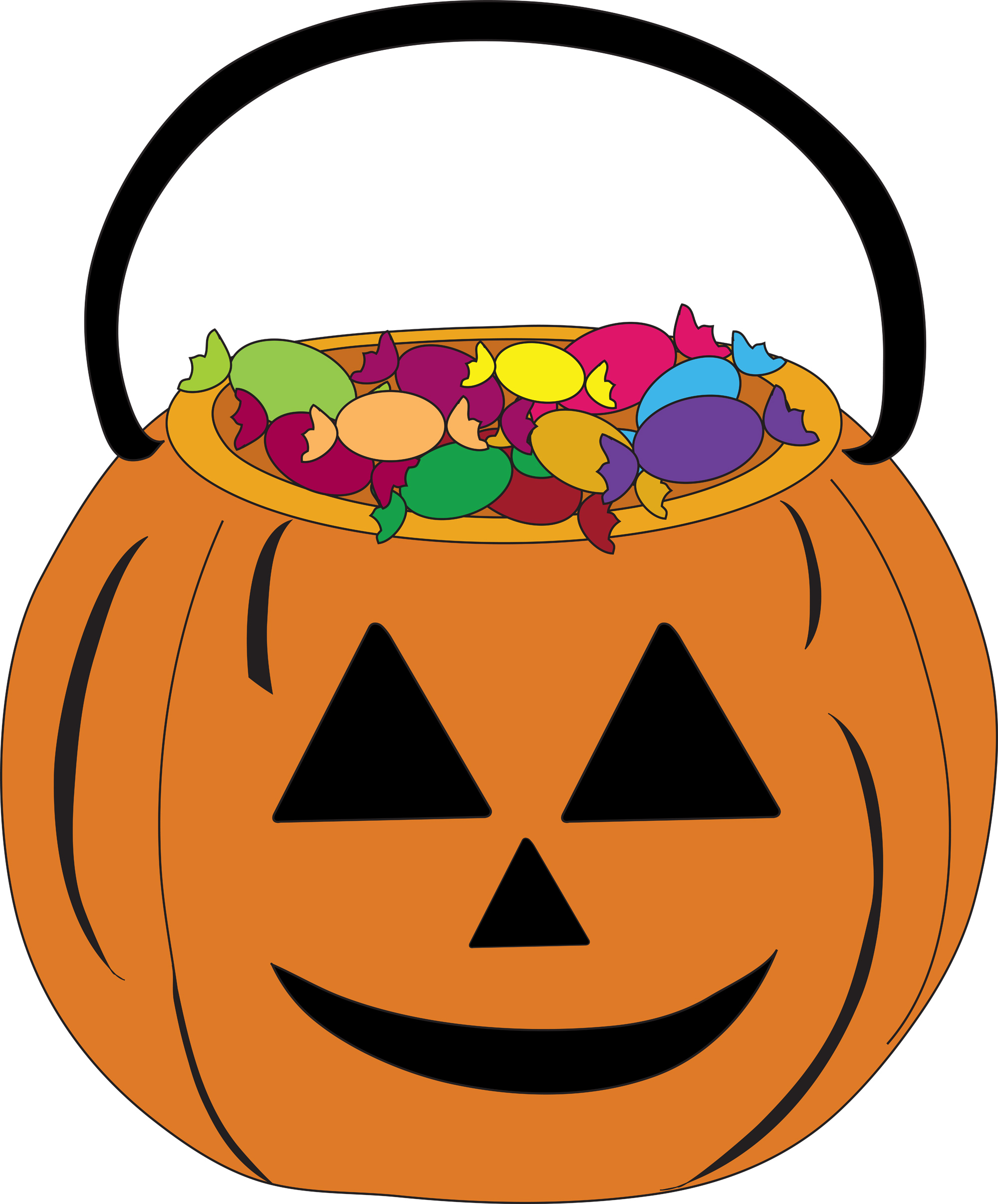 Halloween Candy Clipart 2 Wikiclipart
