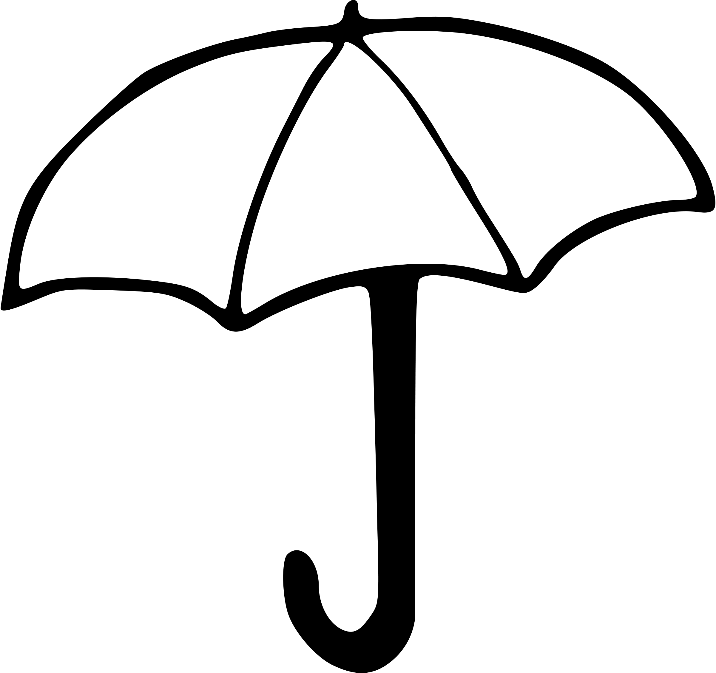 Umbrella Black And White Umbrella Clipart Black And White