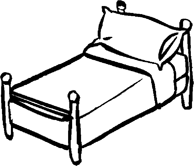 clipart bedroom black and white ayathebook com rh ayathebook com make bed clipart black and white bunk bed clipart black and white