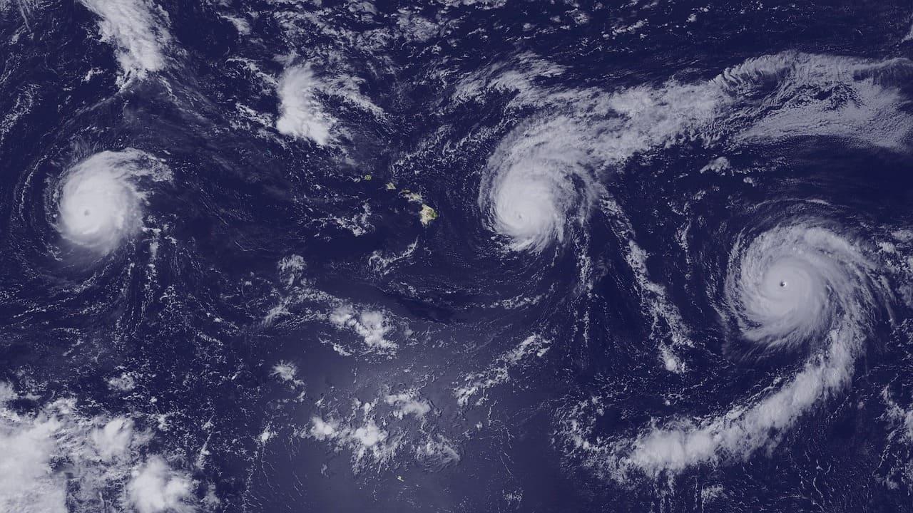 Los expertos dicen: Llega la temporada de huracanes del 2020 1