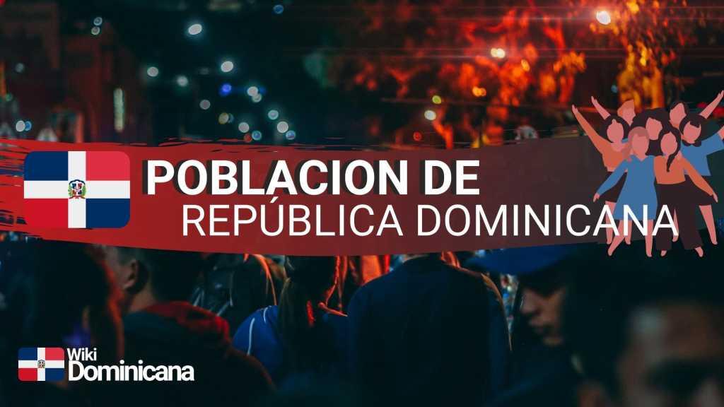 población de República Dominicana