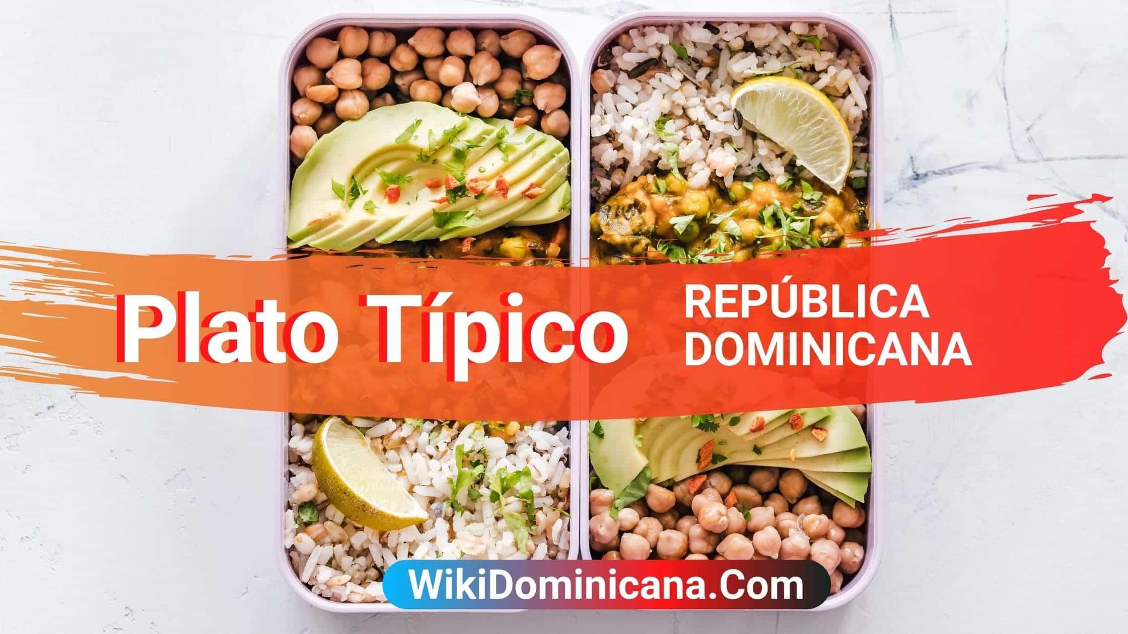plato típico de la República Dominicana