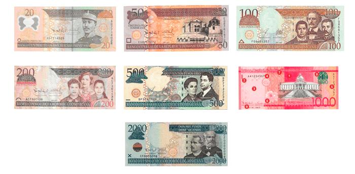 Peso Dominicano 1