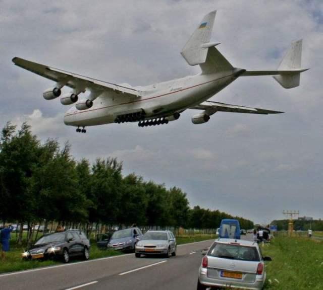 طائرة عملاقة - معلومات عن اكبر طائرات بالعالم