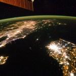 صور من الفضاء للكرة الأرضية