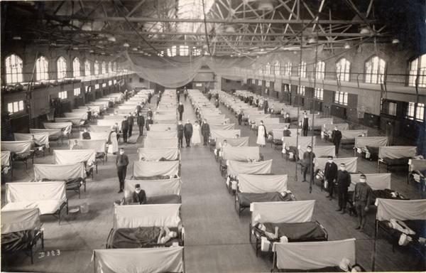 أمراض معدية يمكنها عدو العالم