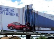 اعلانات طريق مثيرة