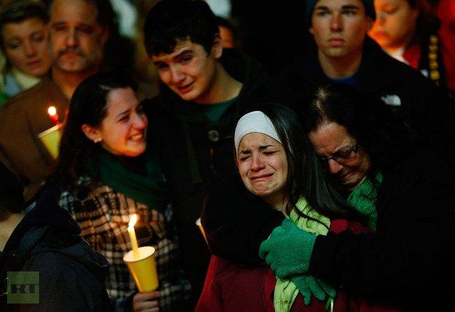 ضحايا إطلاق النار بالولايات المتحدة