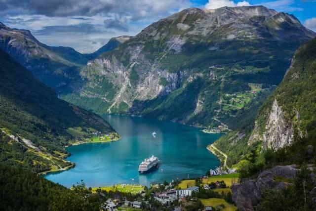 الهجرة الى النرويج-والفساد-بالعالم
