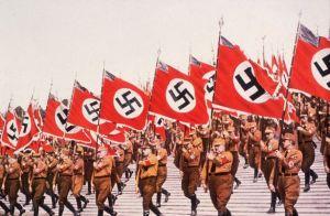 شعار النازيين السواستيكا | معلومات عن الحرب العالمية الثانية