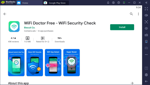 WiFi Doctor PC Download