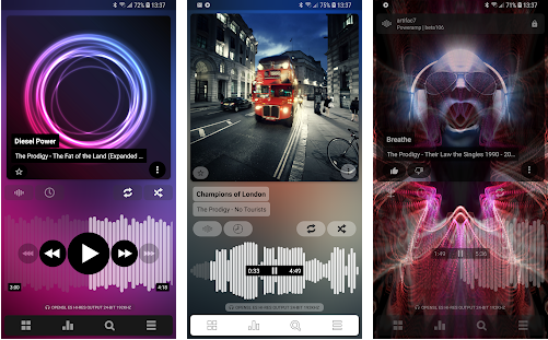 Poweramp Music Player for PC