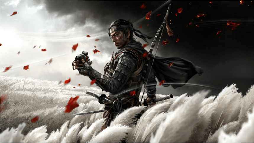 Ghost of Tsushima Wallpapers for PC