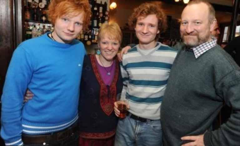 Ed-Sheeran-Family