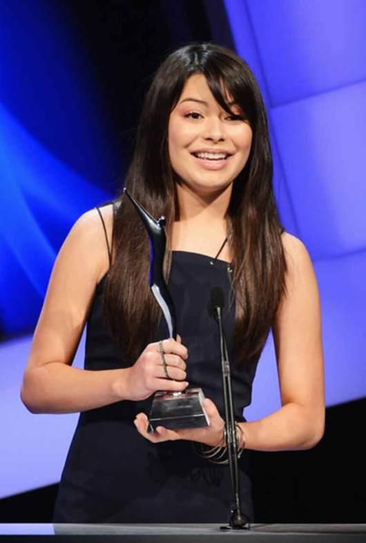 Miranda Cosgrove Award
