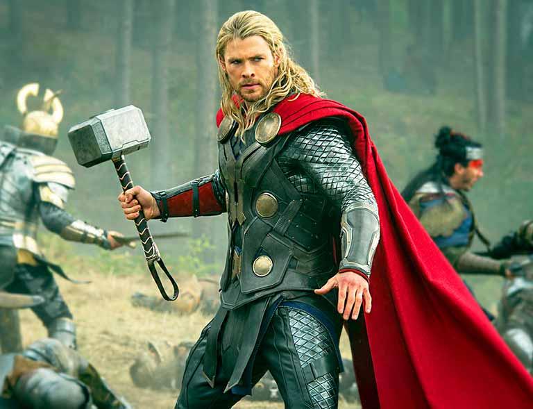 Thor- Chris