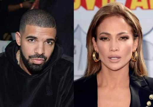 Drake& Jennifer Lopez
