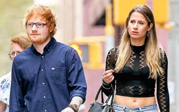 Ed with Cherry Seaborn