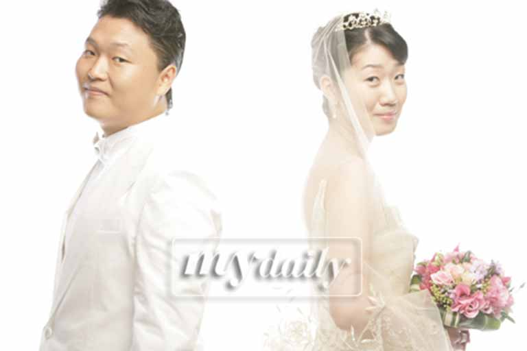 psy-marriage