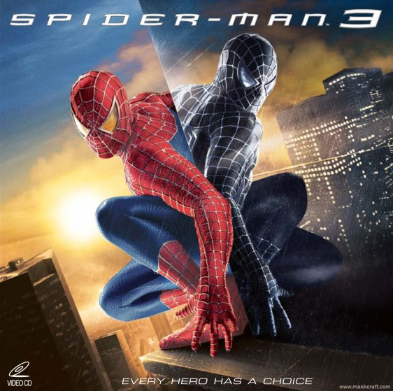 Movie: spiderman 3