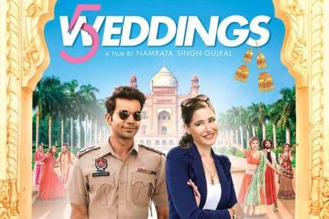 5 wedding